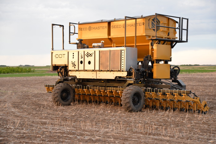 The Path Towards Autonomous Machines in Agriculture.