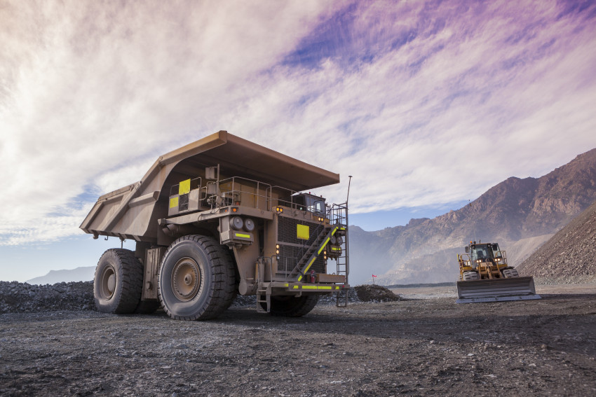 Mining Equipment: Electronic Control Systems that Deal with the Extreme.